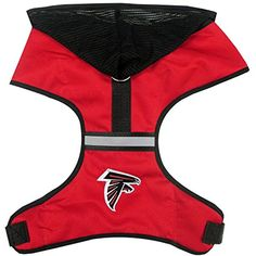 Pets First Atlanta Falcons Harness, Small * Click image for more details. (This is an affiliate link) #CollarsHarnessesLeashes
