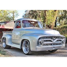 1955 Ford F100 | #blacklist #ford #f100