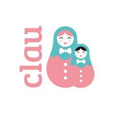 Logo para marca de complementos exclusivos, artesanía del bebé y bordados personalizados