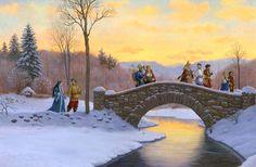 "Ruth Sanderson «The Snow Princess»   ""Картинки и разговоры"""