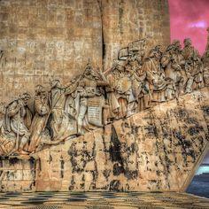 Discoveries Monument, Lisbon, Portugal