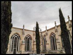 Claustro de la catedral de Palencia. Cathedral of Palencia Cloister