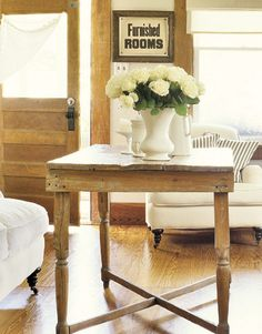 Country Living: 1920's Texas Farmhouse