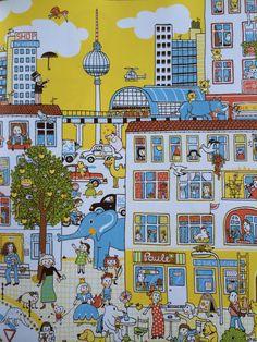 Berlin wimmelbuch Judith drews