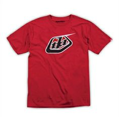 Troy Lee Designs Classic Logo T-Shirt | Troy Lee Designs | Brand | www.PricePoint.com