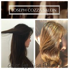 Asian Beach Blonde Brunette Balayage Highlight & Glaze use olaplex. no foils, no base, no base adjust Color by Lisa Fukuda & CocoAlexander styled by CocoAlexander @josephcozzasalon sf 415 433 3030