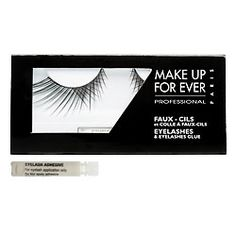 My favorite brand of lashes.