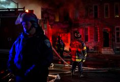 Here Are The Most Powerful Photos From The Baltimore Riots - BuzzFeed News