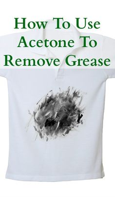 1000 images about wash it stain removal on pinterest for How to get rid of grease stains on shirts