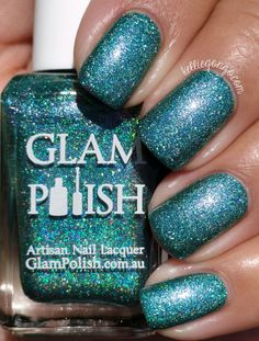 Glam Polish Halloween Horror Shop Collection [Partial] Swatches & Review