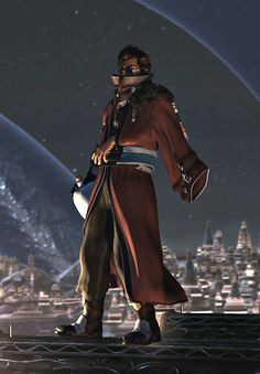 """""""This is it. This is your story. It all begins here."""" -Auron, Final Fantasy X He was always my favorite from FFX"""