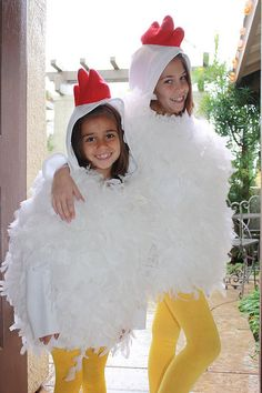 idea from Martha Stewart   [two cool chicks by sunnygirl_steph, via Flickr]
