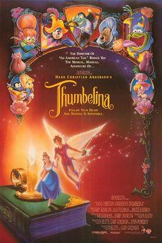 Thumbelina | thumbelina share adventure animation comedy drama family fantasy ...