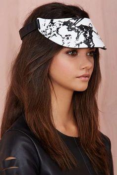 I Still Love You NYC Marble Visor - Hair + Hats |