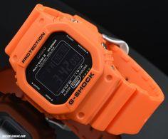 CASIO G-SHOCK MEN IN RESCUE Orange GW-M5610MR-4JF カシオ メン・イン・レスキューオレンジ