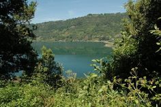 Nemi Lake, Lazio, Italy