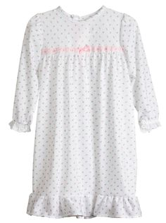 online shopping for Laura Dare Baby-Girls Rosebud Jersey Infant Long Sleeve PJ Nightgown, from top store. See new offer for Laura Dare Baby-Girls Rosebud Jersey Infant Long Sleeve PJ Nightgown, Cute Baby Girl Outfits, Cute Baby Clothes, Kids Outfits, Baby Girls, Babies Clothes, Children Clothes, Junior Bridesmaid Dresses, Junior Dresses, Baby Girl Fashion