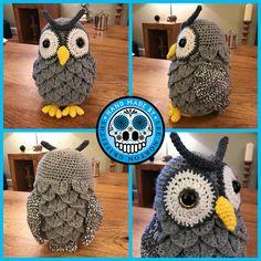 Amigurumi Owl Pattern, crochet owl pattern, owl pattern, crochet owl, amigurumi owl