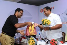 Felicitation of Chief Guests