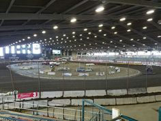 Night 3 of the 2017 Chili Bowl Nationals is underway! Live results are posted here: https://racingnews.co/2017/01/12/2017-chili-bowl-results-january-12-2017-night-3/ #chilibowl