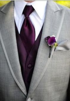 Grooms suit i just want the colors