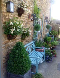 Walled garden July 2013