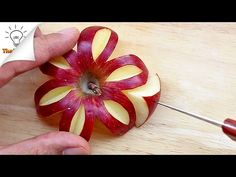 WATERMELON CARVED model 5  By J Pereira Art Carving Fruits and Vegetables - YouTube