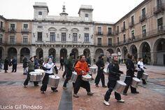 Cuentacuarenta- Rondas de Cuentos- Música con el grupo de percusión Yembalé- 23/02/2013