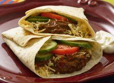 Mexikói zöldséges fajitas Fajitas, Tacos, Mexican, Ethnic Recipes, Food, Essen, Meals, Yemek, Mexicans