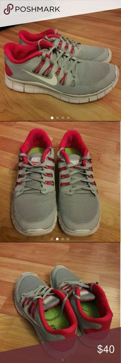 Nike free 5.0 In good clean conditions   Checkout my listings for more awesome stuff !!!?? Nike Shoes Athletic Shoes