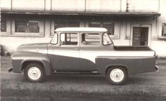 Ford F100 Crew cab_brazilian_1