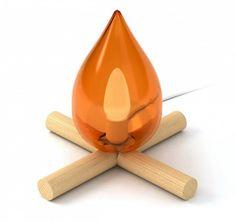 Unique Fire Lamp Designs Inspirations