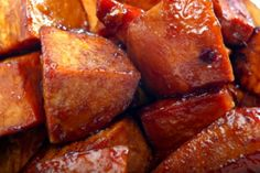 Candied Sweet Potatoes VII Recipe