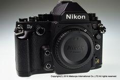 NIKON DF 16.2MP Digital Camera Body 17559 shutter Excellent+ #Nikon
