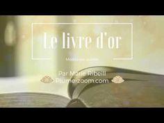 Méditation guidée ♡ Le livre d'or - YouTube