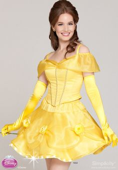 Sexy Belle Adult costume by TheHouseOfZuehl on Etsy, $99.99