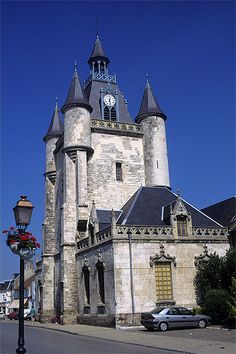 Beffroi, Rue, Baie de Somme