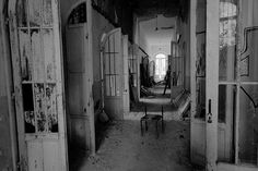 Ospedale Psichiatrico di Volterra (Tuscany)   20 Haunting Pictures Of Abandoned Asylums