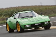 Lancia Stratos replica: is the Lister Bell STR kitcar better than the re...