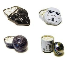 Star Wars Mints Set « Buy Online from thegadgethut.co.uk