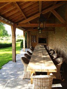 60 backyard porch ideas on a budget patio makeover outdoor spaces 25 Outdoor Rooms, Outdoor Living, Backyard Patio Designs, Backyard Pergola, Patio Makeover, Garden Buildings, Metal Buildings, Building A House, Building Homes