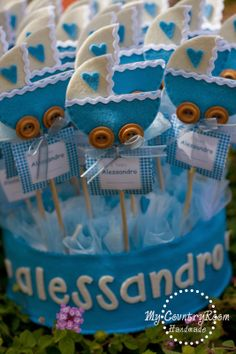 My CountryRoom Idee Baby Shower, Baby Shower Favours, Baby Shower Souvenirs, Baby Shower Deco, Shower Bebe, Baby Shower Cakes, Shower Party, Baby Boy Shower, Baby Shower Gifts