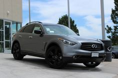 New 2015 Infiniti Sport, featuring new for this year black-out wheels from previous other dark/black-out trim elements, and paddle shifters. 2015 Infiniti, Nissan Infiniti, Male Poses, Silver Shoes, Driving Test, Buick, Paddle, Mississippi, Police