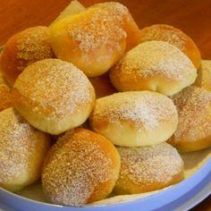 Ricetta Pariserbullar (tipo bomboloni al forno) pubblicata da cip.cip - Questa ricetta è nella categoria Prodotti da forno dolci