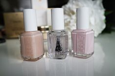 Essie Nail Varnish || IamJade