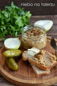 Chutney, My Favorite Food, Favorite Recipes, Snack Recipes, Cooking Recipes, Polish Recipes, Appetisers, Finger Food, Hummus