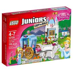 LEGO® Juniors Cinderella's Carriage 10729 : Target