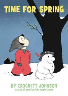 Spring is due anytime, but the snowman Irene makes during an unseasonable snow storm says it won't arrive while he's around.