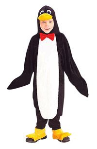 Child Plush Penguin Costume-Halloween Costume Preview