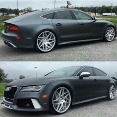 Audi stylé